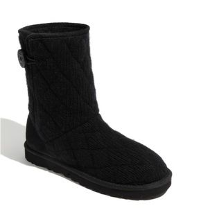 Ugg Australia 'Mountain' Quilted Boot